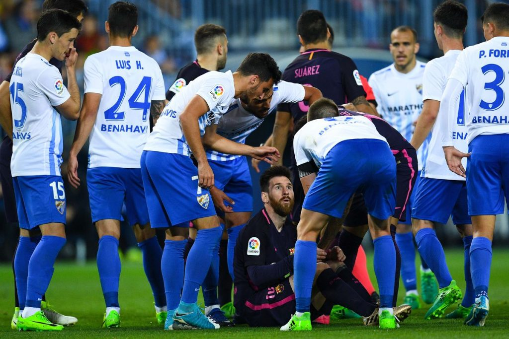 Malaga - Barcelona Betting Prediction