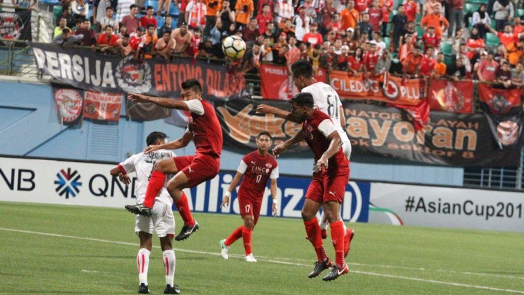 Persija Jakarta VS Home United FC Soccer Prediction