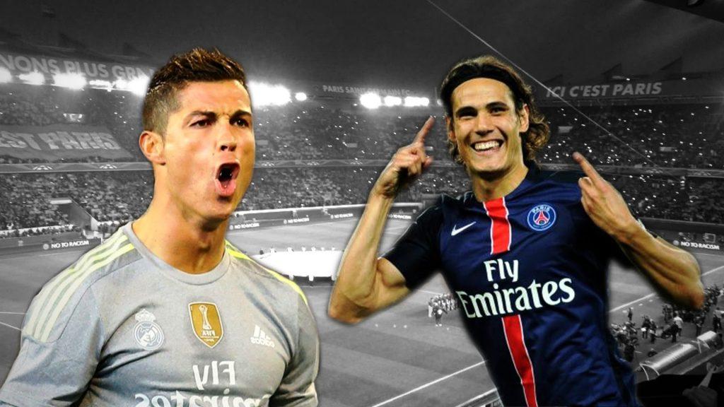 Paris Saint Germain Vs Real Madrid Champions League 06032018