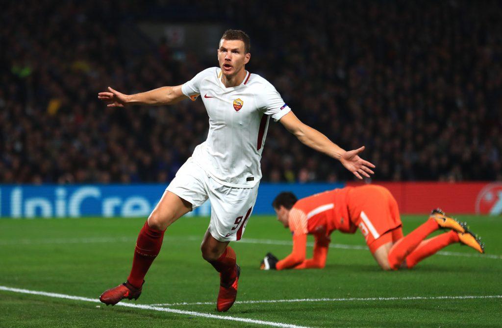 AS Roma vs Shakhtar Donetsk Champions League