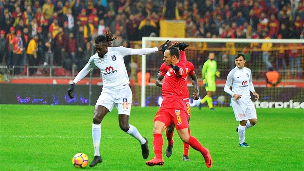 Basaksehir - Kayserispor Soccer Prediction