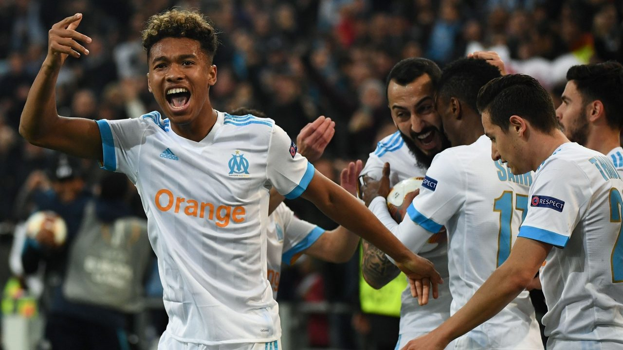 Marseille - Salzburg Europa League