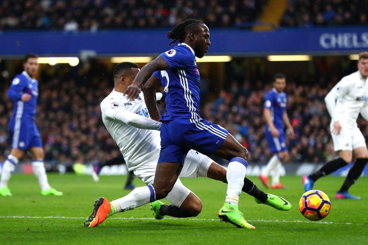 Swansea - Chelsea Premier League