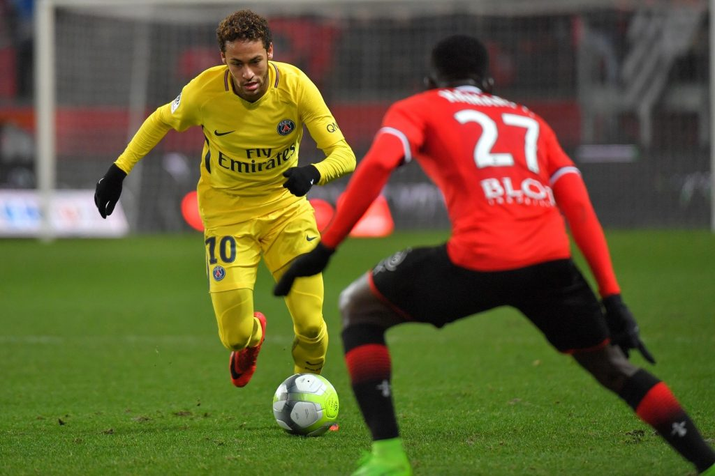 PSG - Rennes Soccer Prediction