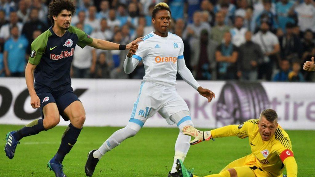 Salzburg - Marseille Europa League