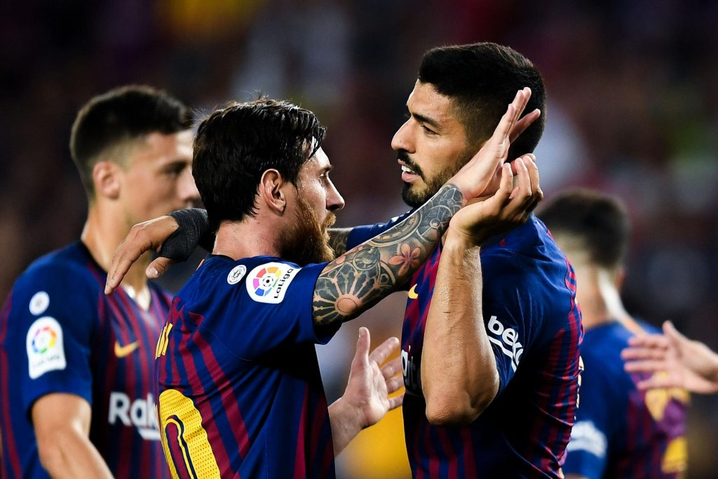 Champions League Barcelona vs PSV