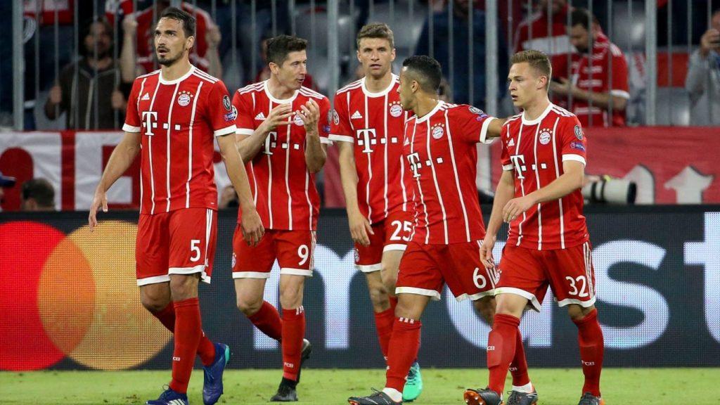 Bundesliga Bayern Munich vs Bayer Leverkusen
