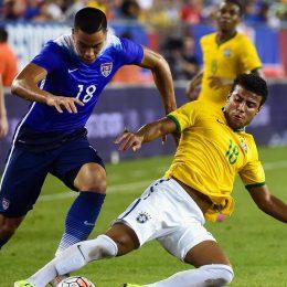 Football Tips United States vs Brazil