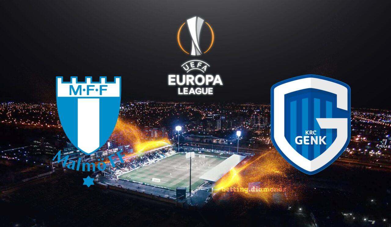 Malmo vs Genk Europa League
