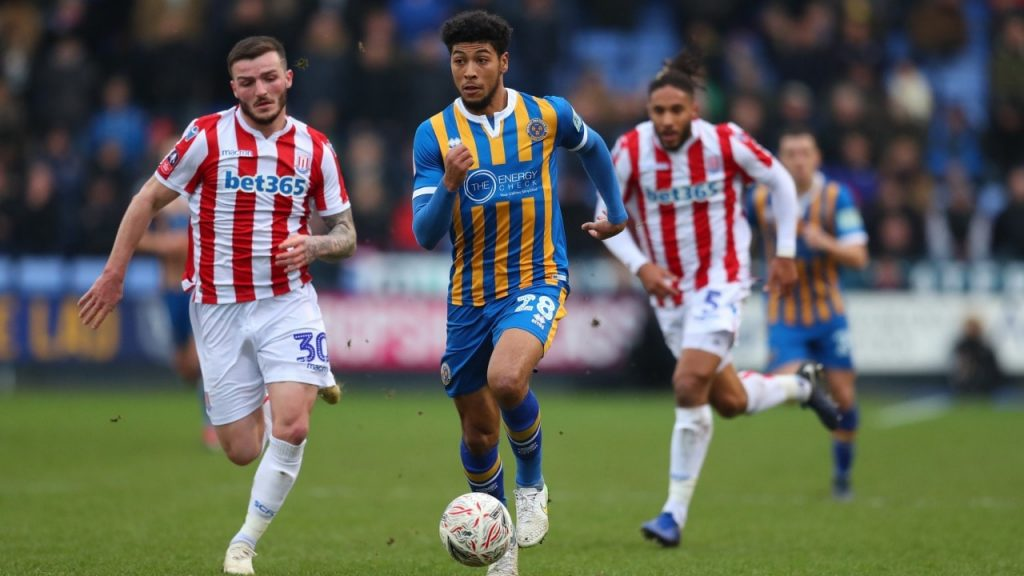 Stoke vs Shrewsbury Betting Tips