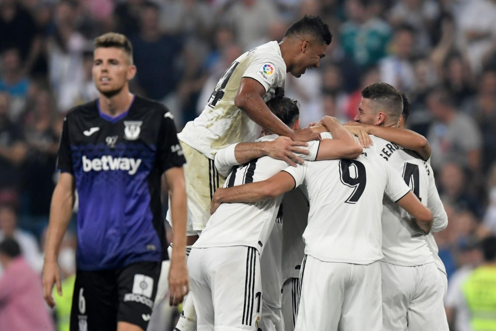 Leganes vs Real Madrid Betting Tips