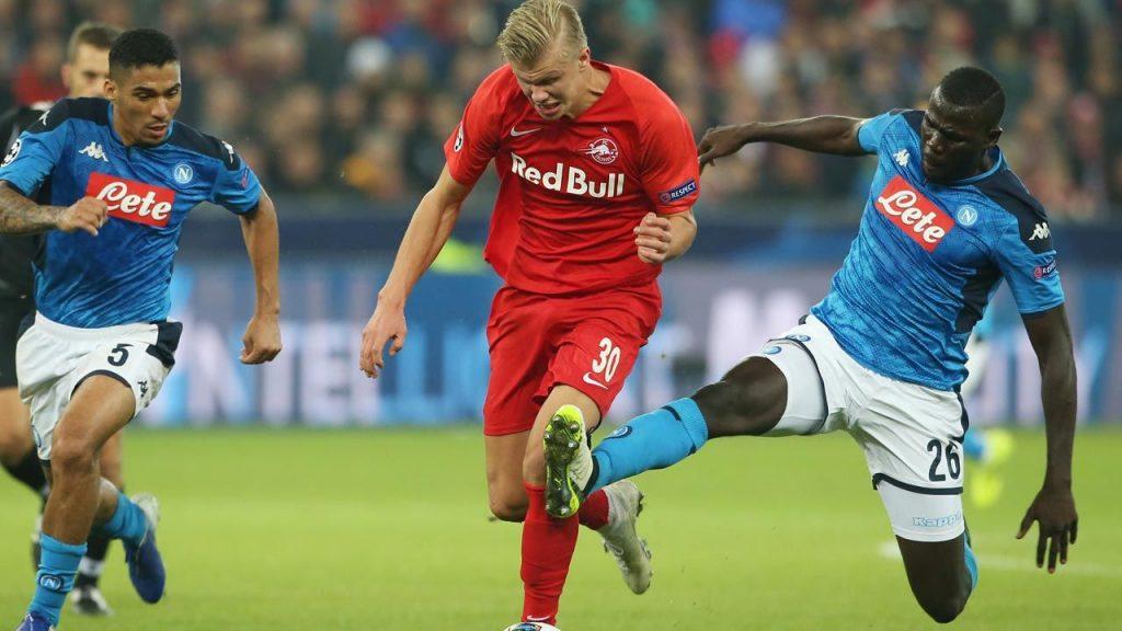 Napoli vs FC Salzburg Free Betting Tips
