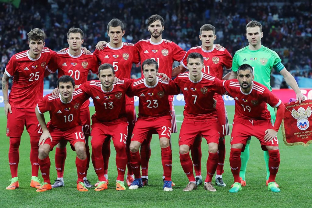 Russia vs Belgium Free Betting Tips