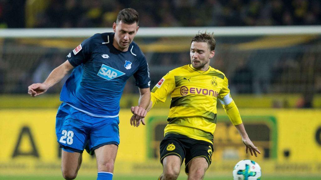 Hoffenheim vs Borussia Dortmund Soccer Betting Tips