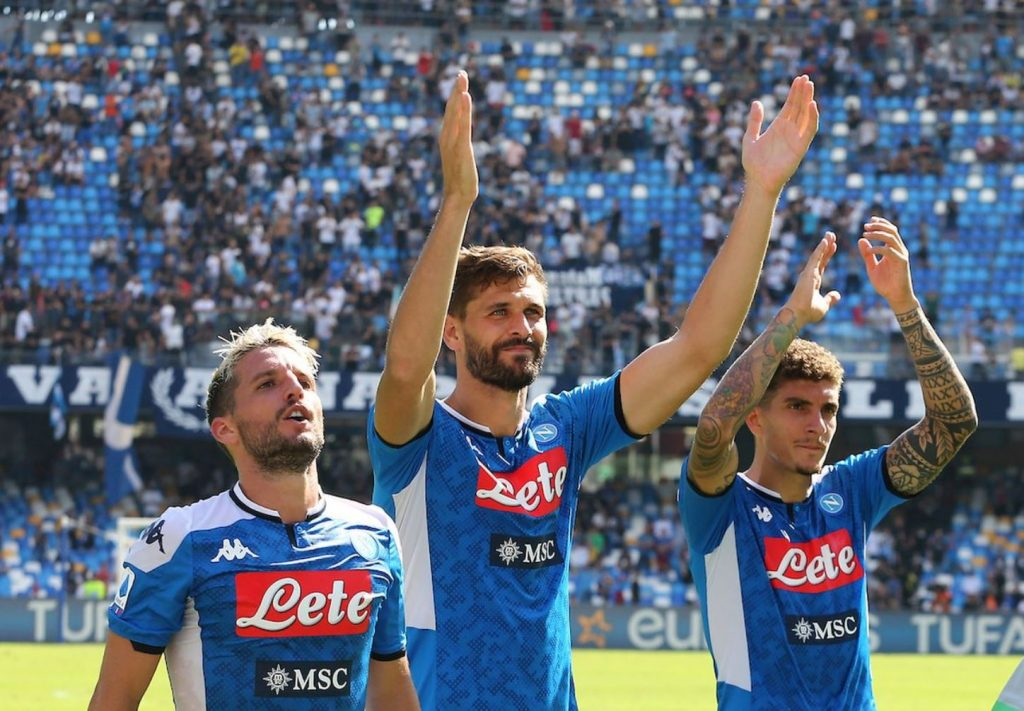 Napoli vs Perugia Free Betting Tips