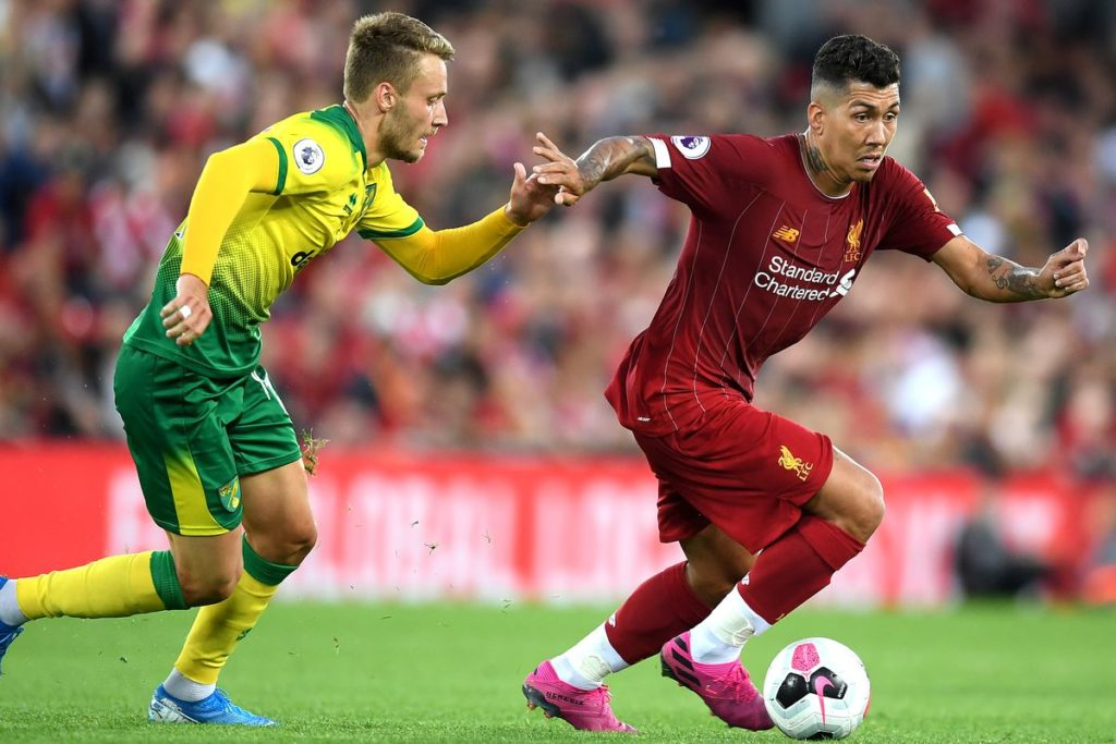 Norwich vs Liverpool Free Betting Predictions