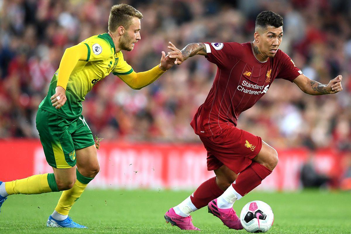 Norwich vs Liverpool Free Betting Predictions