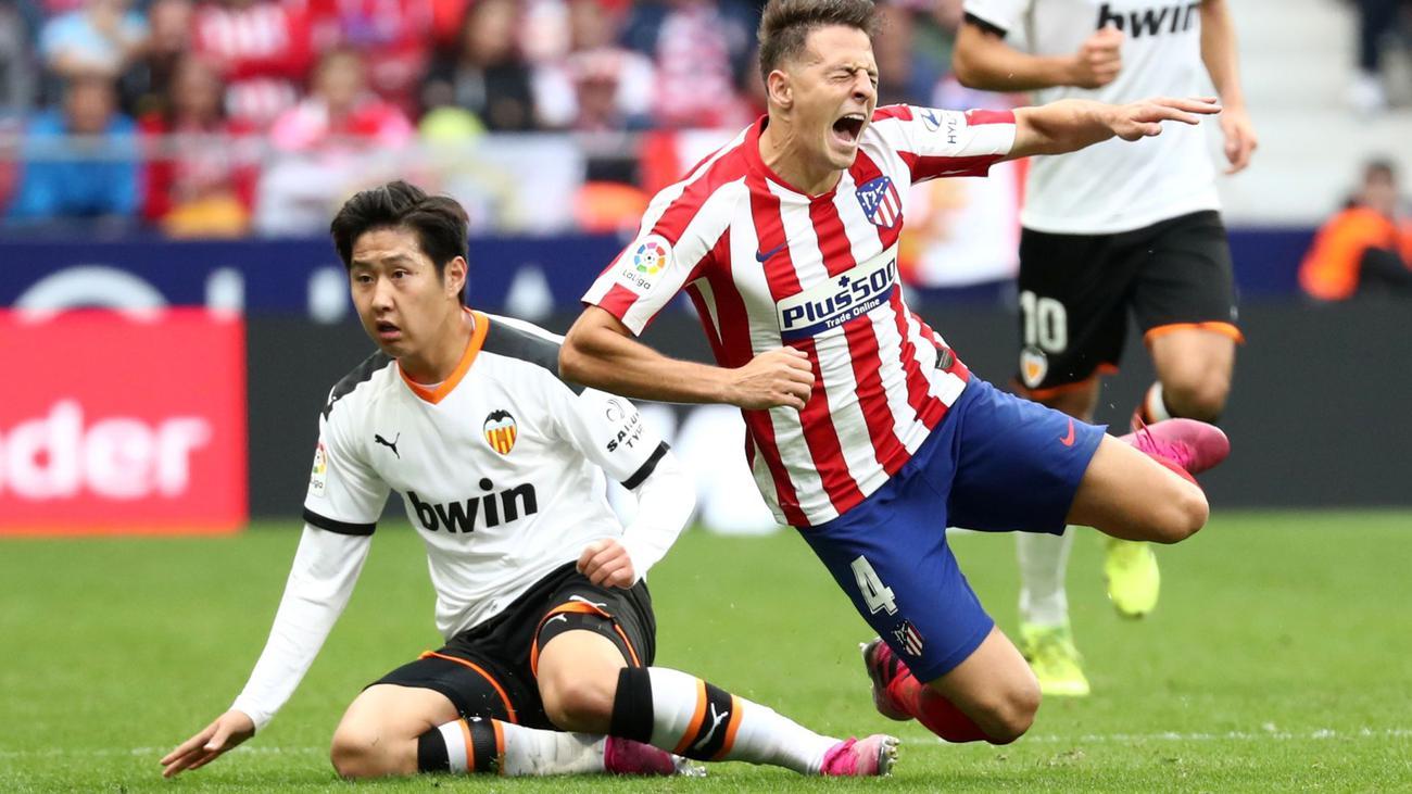 Valencia vs Atletico Madrid Soccer Betting Predictions