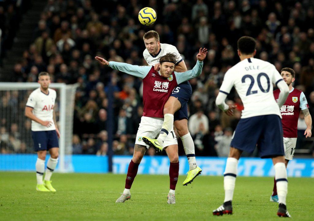 Burnley vs Tottenham Free Betting Tips