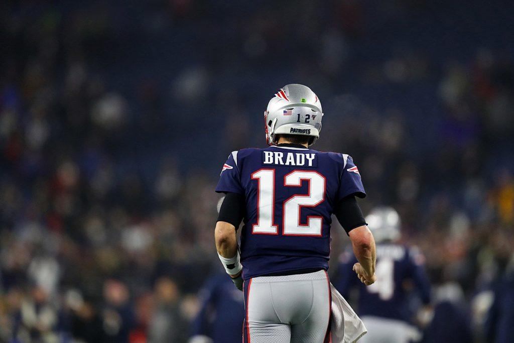 Tom Brady leaves the New England Patriots
