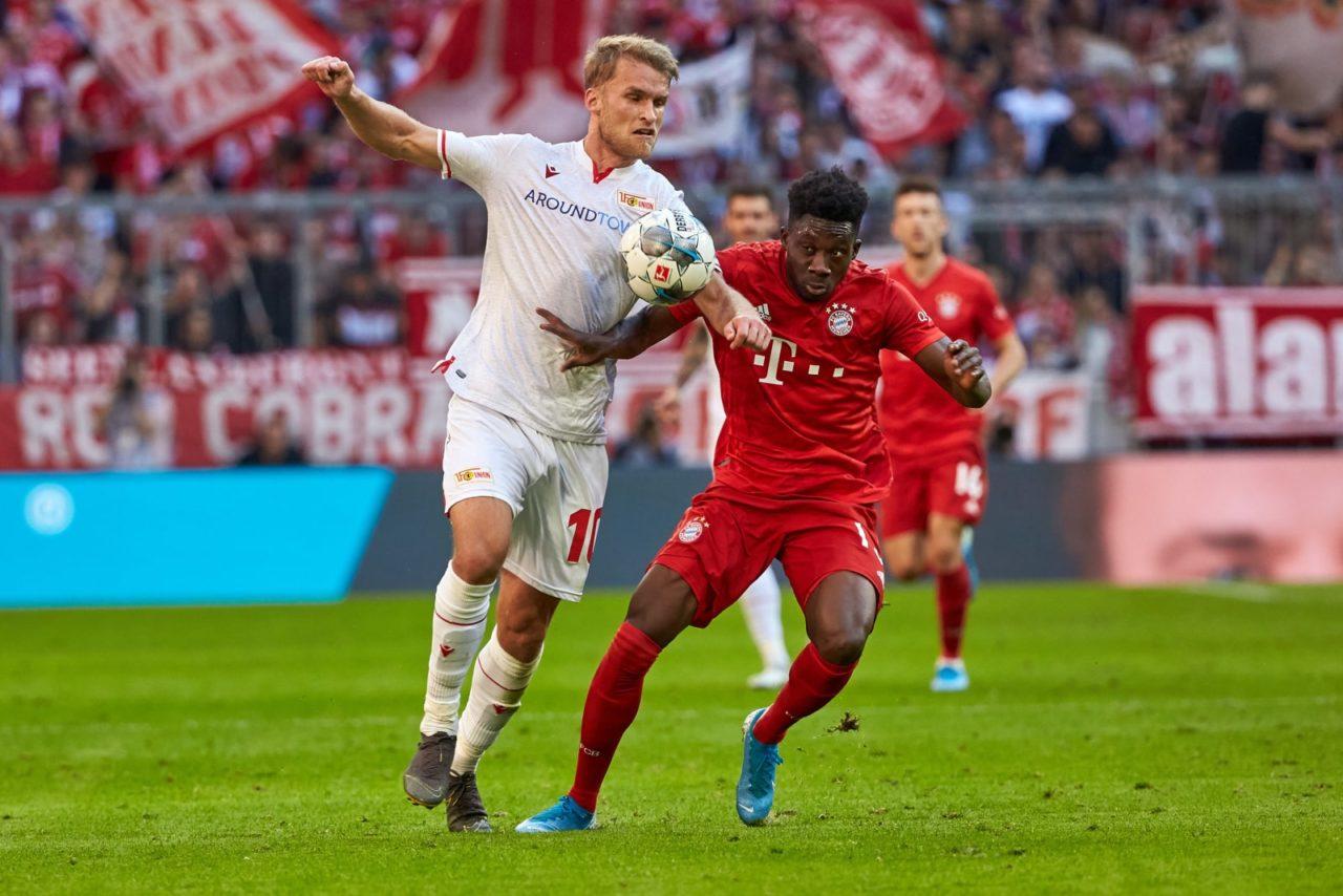 Union Berlin vs Bayern Munich Free Betting Tips