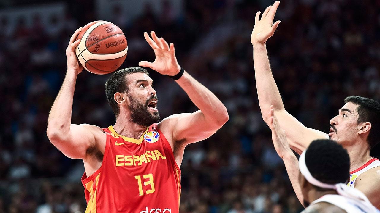 Canary Islands a lifeline for Spanish basketball players too?