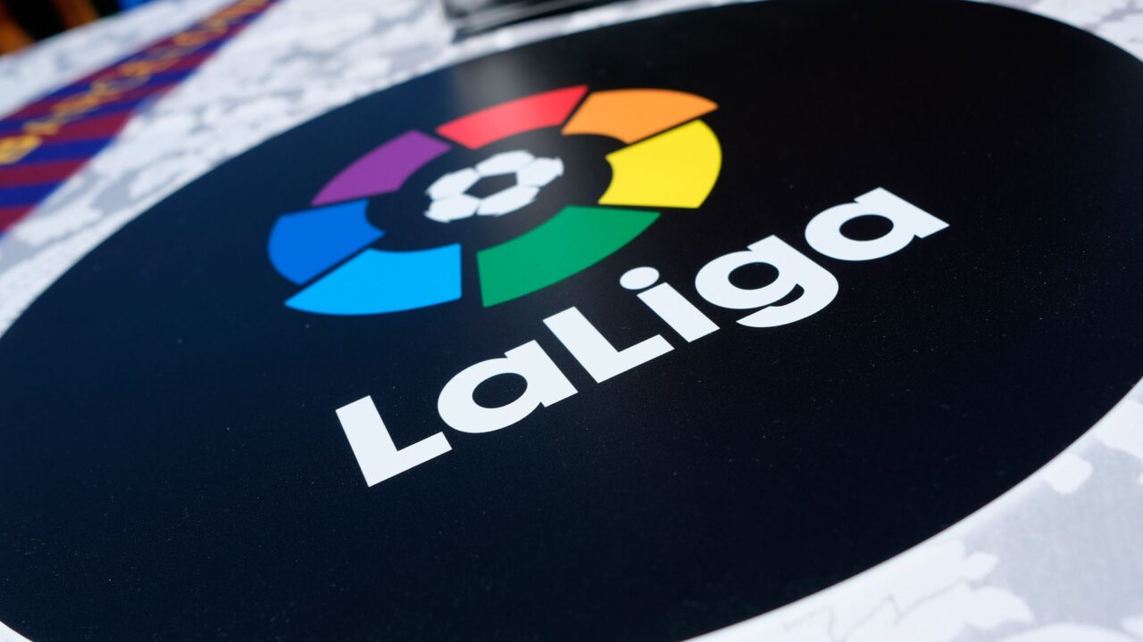 La Liga messages: a total of five positives in the first and second Spanish leagues