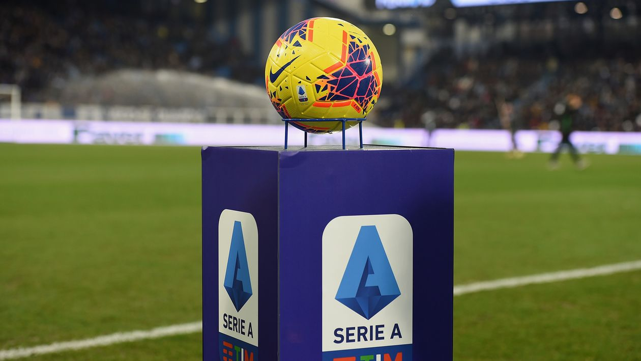 Italian government lights green light for Serie A club training