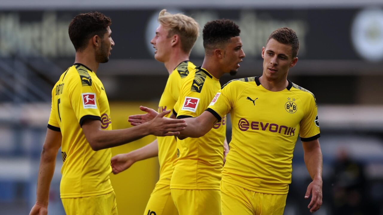 Borussia Dortmund vs Hertha Berlin Free Betting Tips